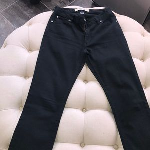 GAP bootcut stretch jeans 4 long new  without tag
